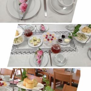 Afternoon Tea~9月紅茶教室