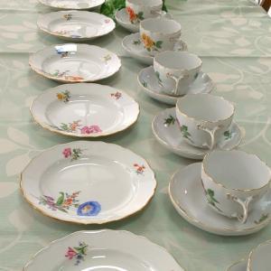 洋食器の歴史~1月紅茶教室