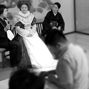 和の文化に深い造詣がない場合も、普通に楽しめる怪談の会。
