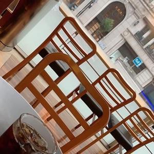 銀座で好きな眺めのカフェ。