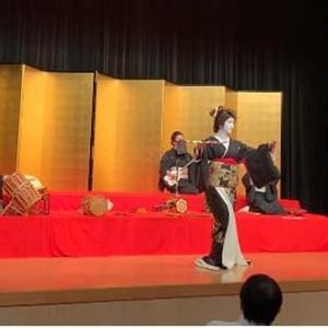 和楽器の演奏会の再開を待っていました。本当にうれしいです。