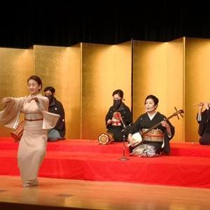 憧れの舞踊の先生と、舞台をご一緒するお仕事をさせていただきました。