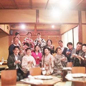京都・祇園の日本酒の宴。琵琶・三味線・語りによる和の響きで愉しむ大人の休日☆