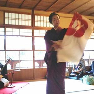 夏の京都で美しい日本庭園を眺め、豊かな和の時間を愉しめる三味線・語り・舞いの会☆