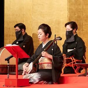 日本の伝統音楽にふれてみたい。