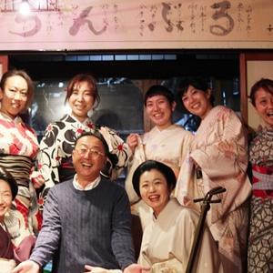 お酒が飲めないなので、祇園の会は、ソフトドリンクでお願いします!