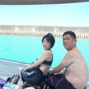 休業後初の ~糸満近海ガイド付きボートダイビング(ファンダイビング)~