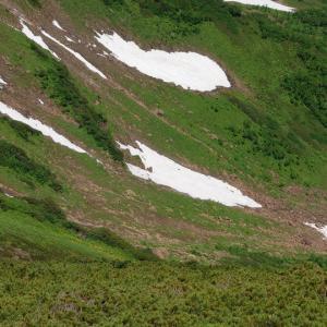 山歩き、ひとつのレベル到達