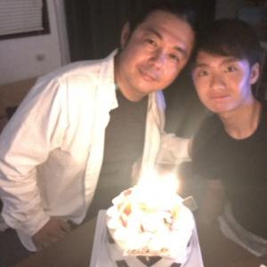 パパの誕生日