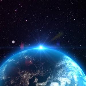 宇宙への宣言