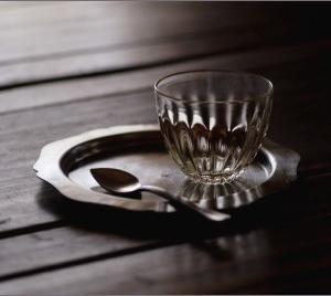 菊ロックグラス