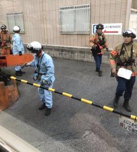 可部線 梅林駅~上八木駅間で人身事故