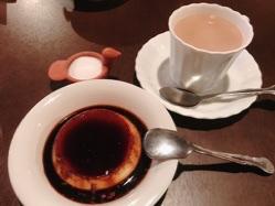 レトロでおしゃれな喫茶店でお夕飯(>u