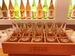 京都の日本酒巡りと2軒目の話(>u