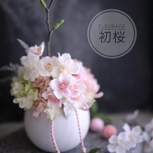 初桜.。.:*゚