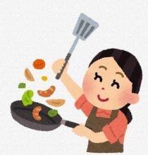 毎日料理をきちんとつくること 食すことは生きること