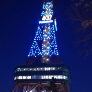 札幌のクリスマス