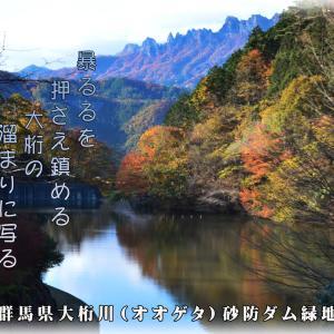 「大桁ダム湖」