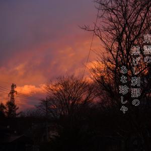 「2021/04/14の夕焼け」