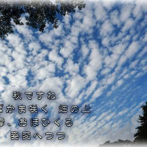 「雲について・・・」