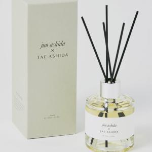 jun ashida × TAE ASHIDA オリジナルフレグランスリードディフューザー