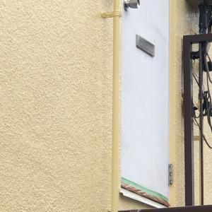 玄関ドアの修理を無視していたら・・