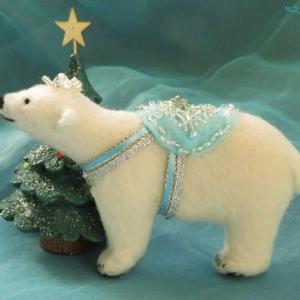 クリスマス企画「ダーラナ・ベア」完成です!