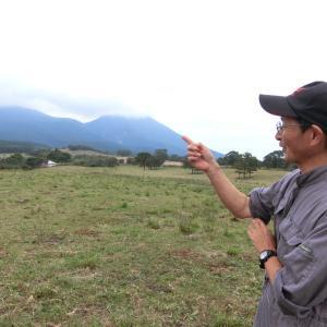 小林市の牧場酪農 霧島牧場の岡崎さん家族