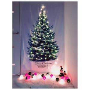 クリスマスツリー と お買い物