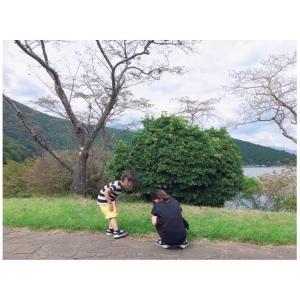 シルバーウィーク最終日☺︎田貫湖