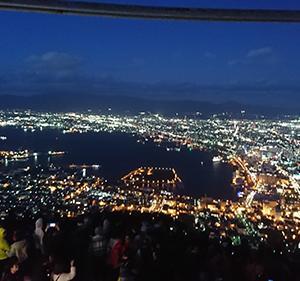 さとみちゃんと北海道旅行に行きました(函館編)