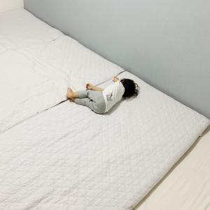 【夏編】我が家の寝室事情