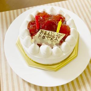 2歳のお誕生日おめでとう