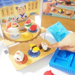 3歳児と楽しむ粘土遊びと収納