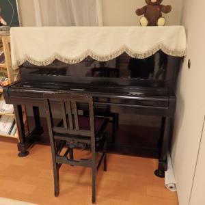 ピアノで安らぐ環境づくり