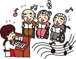 認知症対応型デイサービスの音楽療法