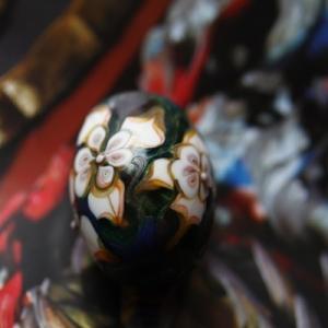 石川雲蝶と極彩色玉