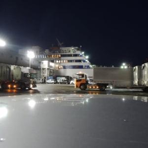 小豆島探訪2020.3  フェリーでオリーブ道の駅 と海 その1