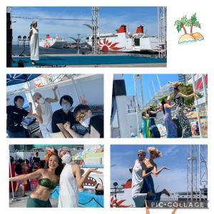 夏の思い出atcタヒチアンサンデー【大阪・吹田市・江坂】フラ&タヒチアンダンス教室