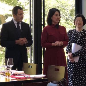 フォーシーズンズホテル京都での美食のマリアージュ