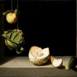 ボデゴンと呼ばれるスペインの静物画