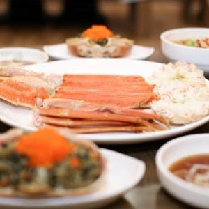2019今が旬!カニを食べに釜山へ行こう!(2020年3月まで)