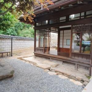 釜山で高級日本家屋発見 旧 貞欄閣