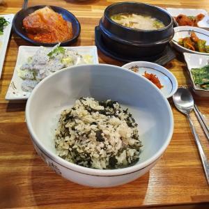 釜山市発行の美味しい店181選「釜山の味」 古家屋(コガオク)