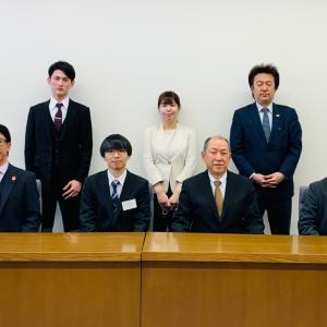 寺岡畜産グループ入社式