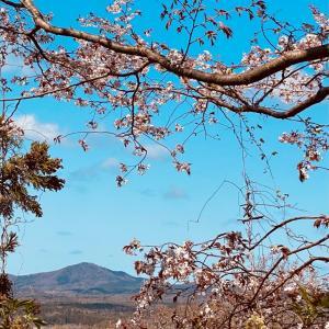 荒木ヶ丘からの能登富士