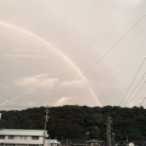 橋への虹かけ