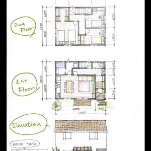 コンパクトに暮らすことで叶う〜かわいい&高性能な家
