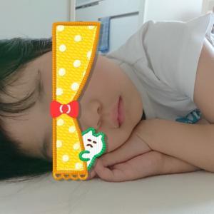 4歳3ヶ月   へルパンギーナーーー(゜_゜)