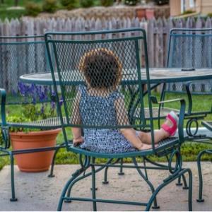 義両親と共同生活